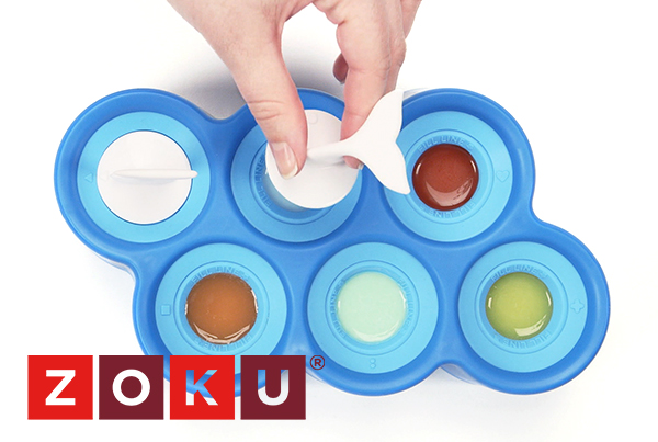 Zoku – Fish Pop Molds
