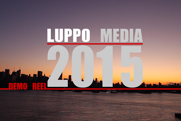 Luppo Media 2015 Reel